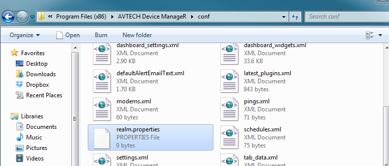 How To Reset User/Password Authentication In Device ManageR
