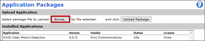 Axis_Setup_Applications_UploadApplication_Browse
