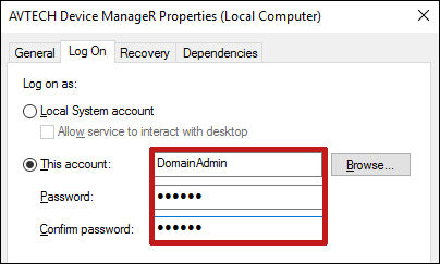 How To Troubleshoot Windows Access Errors In Device ManageR - AVTECH