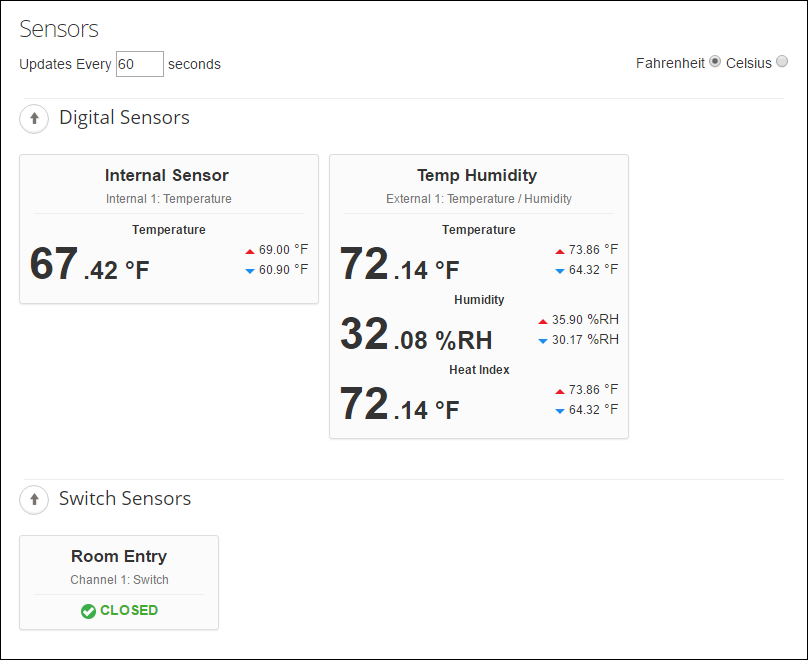 How To Find SNMP Values For Room Alert Sensors - AVTECH