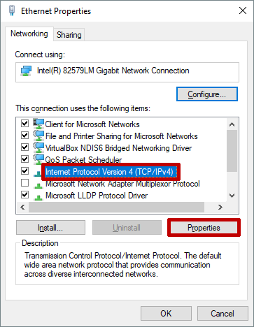 how to give your pc a static ip