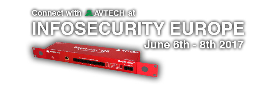 AVTECH will be at Infosecuriry 2017