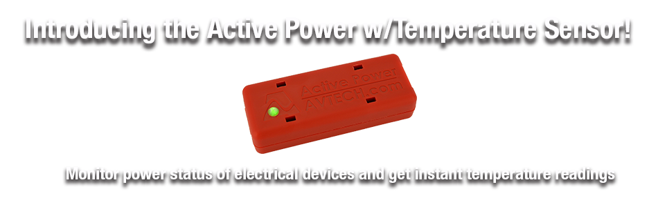 Introducing the New Active Power Sensor
